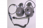 Headset Aviation Loescher LUH-X Peltor 3M-X5 (SNR up to 43.5 db)