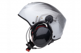 White IC2 PPG Helmet