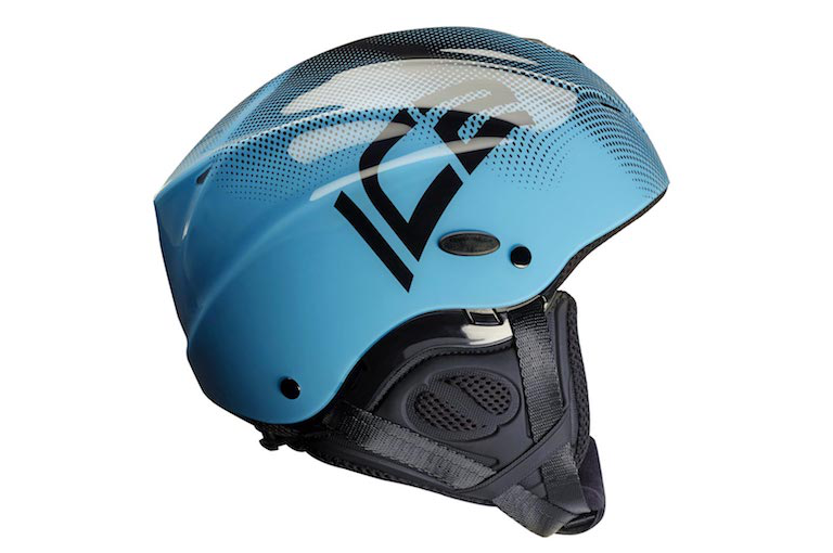 Blue IC2 Nerv freefly helmet