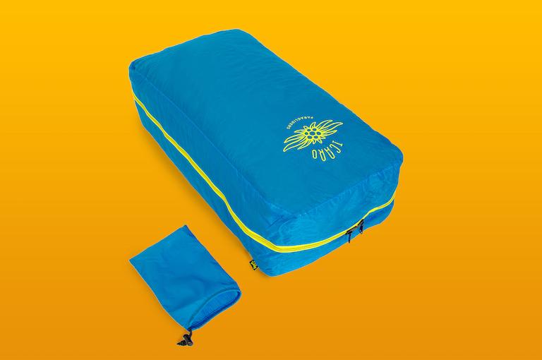 Glider in comfort bag