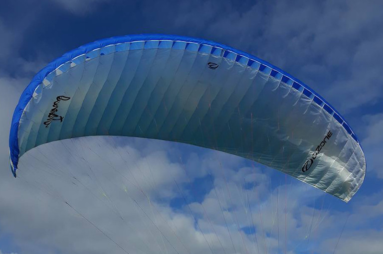 Learn to Paraglide with mount Paragliding