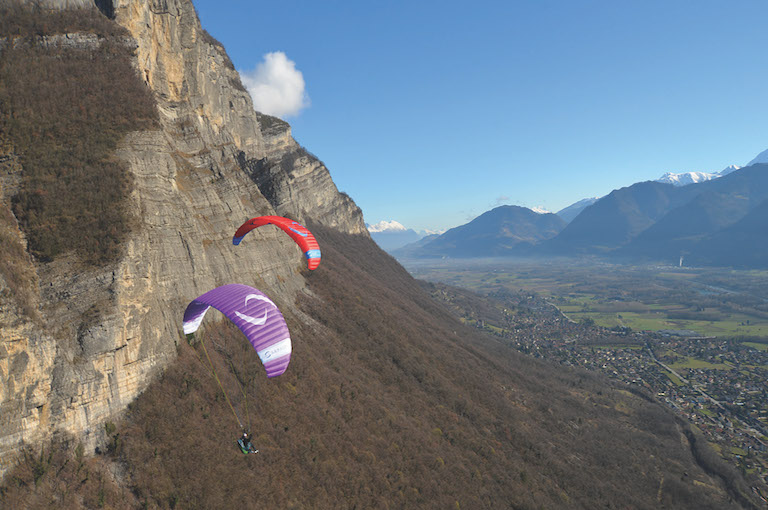 SupAir Paragliders Quality Products