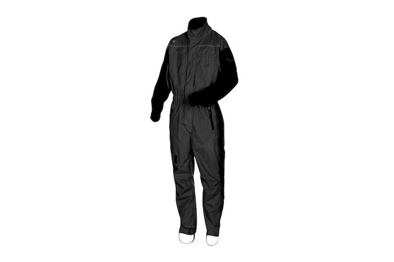 Supair Flight Suit keep warm this winter