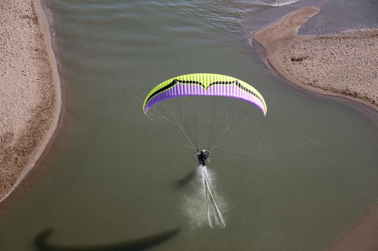 Paramotor Wing