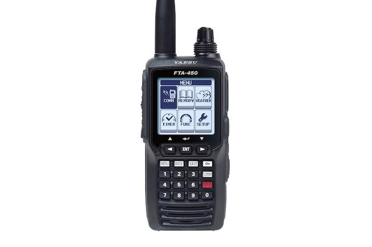 Airband Radio Yaesu FTA-450L
