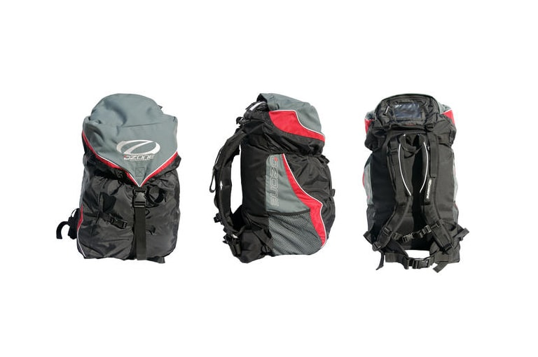 Light 56L glider pack