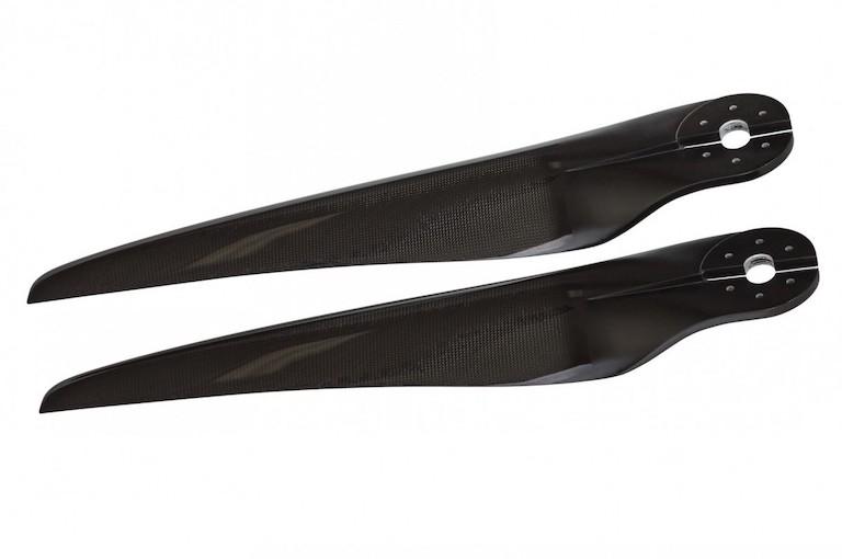 Carbon prop 132cm for 2,68 reduction drive